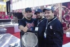 Andrew Scudera Pizza Expo 2012