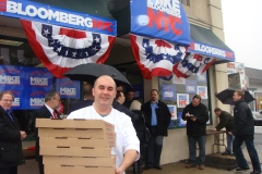 BLOOMBURG PIZZA DELIVERY