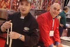 Andrew Scudera Pizza Champion Pizza Expo