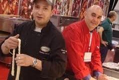 Andrew Scudera Pizza Champion Pizza Expo